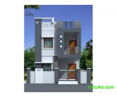3bhk independent houses at bachupally for 55 lacs onwards