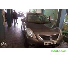 Nissan Sunny fully automatic petrol car