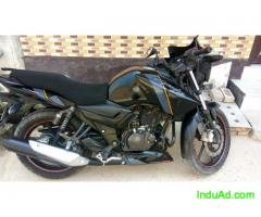 TVS Apache 160 Double Disk Very Good Condition