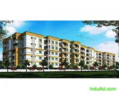 2 & 3 BHK FLATS FOR SALE 10 KM FROM HITECH CITY