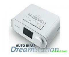 Dream Station Auto BIPAP Machine with Heated Humidifier