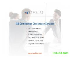 ISO certification company in india