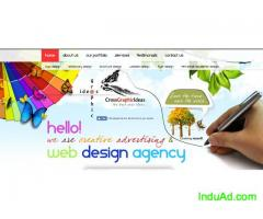 Web Development Jaipur-Cross Graphic Ideas