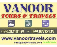 Tempo Traveller, Innova, on rent from mumbai to shirdi sai dham