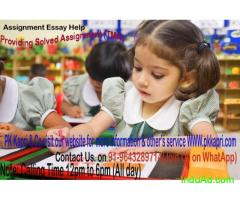 Get solved assignment within 5min, We have solved assignment