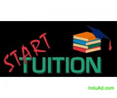 Private home tuitions