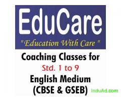 CBSE-GSEB Tution Class in Junagadh