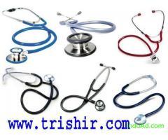 Double Tube Stethoscope