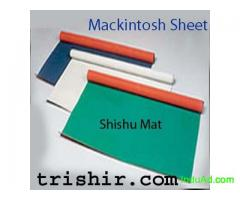 Mackintosh sheet