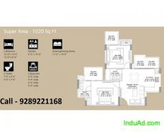 2 BHK fully loaded Supertech Azalia Sector 68 Gurgaon