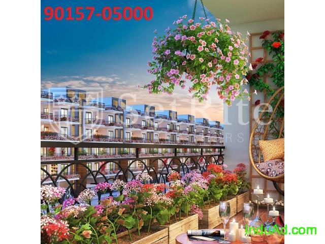 Central Park Cerise Suites south of Gurgaon 90157 05000