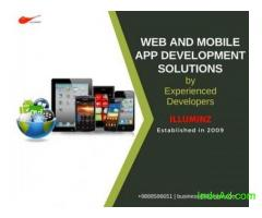 High Quality Web and Mobile App Development Solutions
