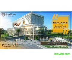 Baani Center Point Retail Shops Sector 80 Gurgaon 90157 05000
