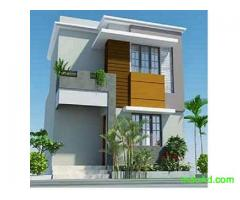 Individual Villas with Gated Community