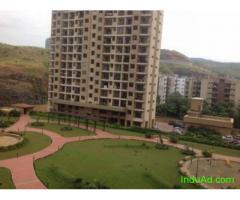 2bhk Semifurnished Rent 42 Thousand in Raheja Heights, Dindoshi, Goregaon East.