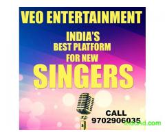 CHANCE FOR NEW WRITERS & NEW SINGERS IN MUMBAI