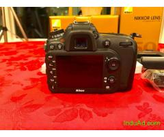 Nikon D7200 DSLR Camera with 18-55mm Lens and Ultimate Accessories