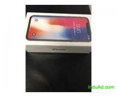 APPLE IPHONE X 256GB AVAILABLE FOR SALE