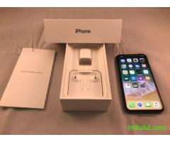 Apple iPhone X 256GB Space Gray Verizon UNLOCKED SEALED ORIGINAL BOX