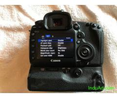 Canon EOS 5D Mark III 22.3 MP Digital SLR Camera W/3Lens