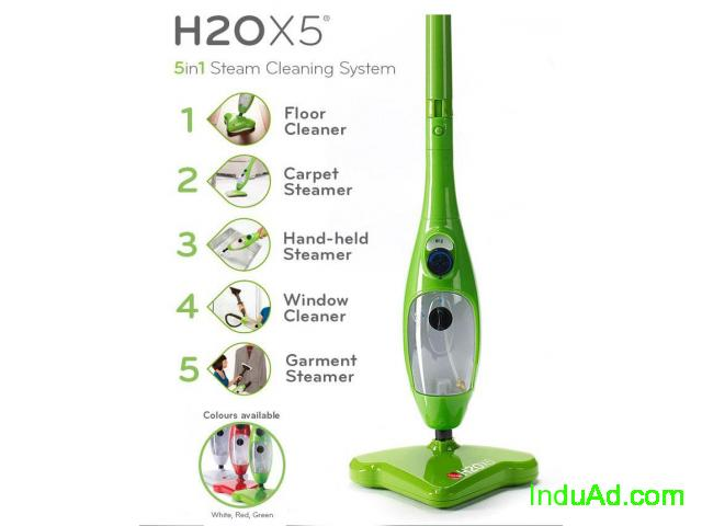 H20 Mop X5 Steam Cleaner in Quetta _ shop now at 03007986016