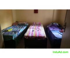 fully furnished male pg
